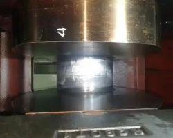 Yanmar Diesel Generator Model No. 8N280L-EV Crankshaft Repair On Board  the Vessel