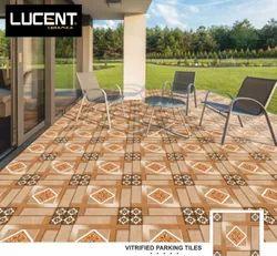 16x16 Ceramic Parking Tiles