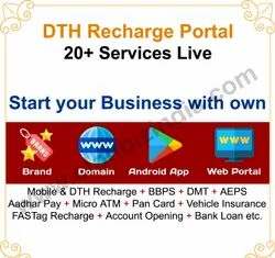 1 Day DTH Recharge Portal