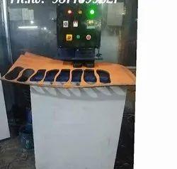 JDI Rubber Chappal Making Machine