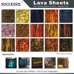 Lava  Fibre Sheets