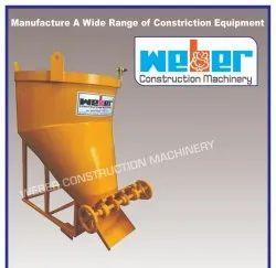 Weber Concrete Bucket, for Column Concreting