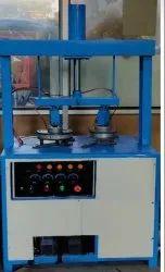 JDI Double Die Semi Automatic Wrinkle Plate Machine