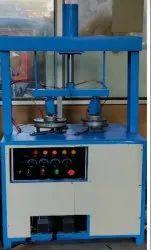 JDI Disposable Silver Paper Plate Making Machine