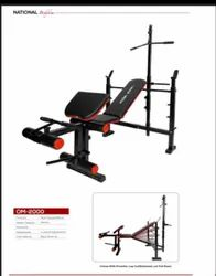 Multi Plate Loaded Bench