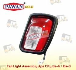 Three Wheeler Tail Lamp Assembly Bs-4