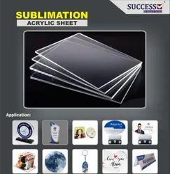 Sublimation Acrylic Sheet