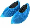 Disposable Shoe Covers Non-Woven Overshoes( Pack of 50 Pair  )