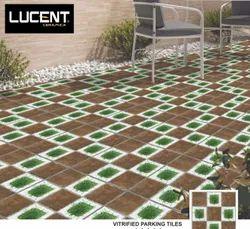 Green Parking Tiles 16x16