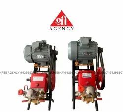 KK 30 LPM HTP Spray Pump With 2hp Motor