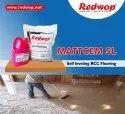 Mattcem SL - Self Leveling Cement Based Color Flooring