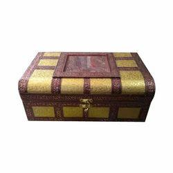 Wooden Soni Handicraft Decorative Jewelry Box