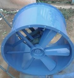 Tube Axial Flow Fan (Exhaust/ Fresh air fan)