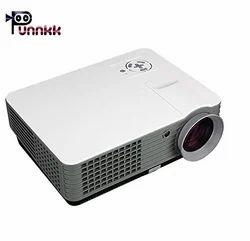 Punnkk P4 LED Projector