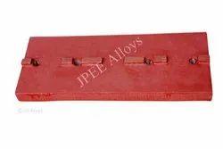 High Chrome Steel Blow Bar