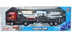 Truck Die-Cast Toy Truck Model