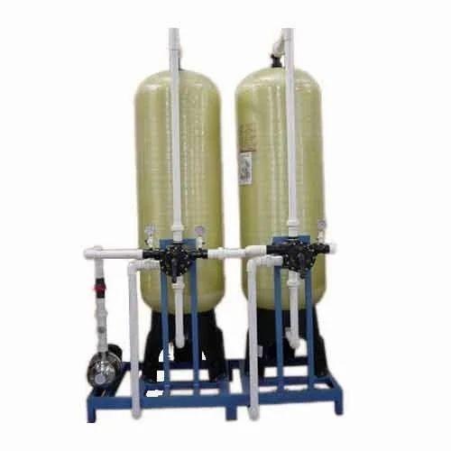 Vertical Industrial DM Plant