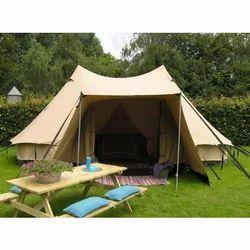 Double Pole Tent