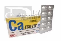 Chewable Calcium Carbonate Tablets BP