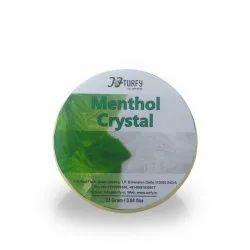 Turfy Menthol Crystal