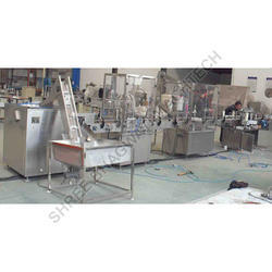 Disinfectants Liquid Filling Machine with Capping Machine