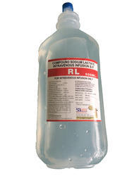 RL 500 ML IV Fluids