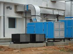 Function hall Air Cooling Systems