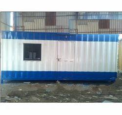 MS Porta Prefabricated Office Cabin