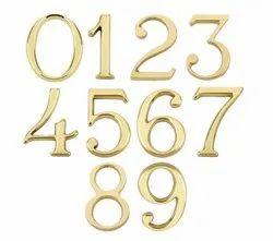 Brass I-217 Pin Fix Numerals