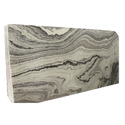Toshibba Impex White Black Wave Marble, Usage: Flooring, Countertops