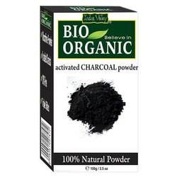 Indus Valley Bio Organic Activated Charcoal Powder