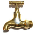 Brass Bib Cock