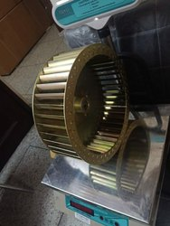 Aluminium Fan Impeller