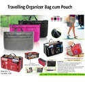 Multipurpose Travel Pouch