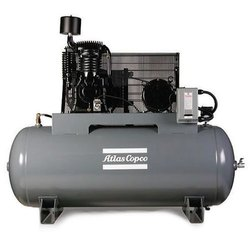 Atlas Copco Air Compressor Tank