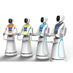 Service Robot For Restaurants Service