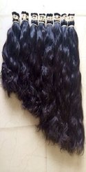 Unprocessed Indian Human Natural Wavy Hair King Review