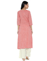 Embroidered Kurti with Palazzo