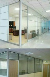 Aluminum Window Partition Door