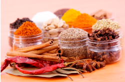 Spices Food Items