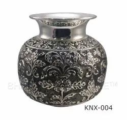 Pure Silver Antique Nakshi Binde