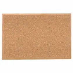 Writemark Brown Bulletin Cork Notice Boards