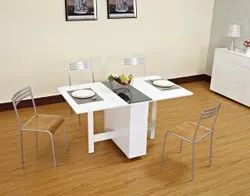 sai industries Wooden Folding Dining Table