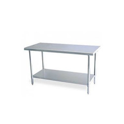 Kitchen Table With Under Shelve