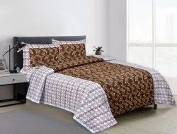 Printed Bedsheets for Double Bed