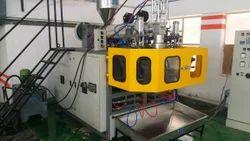 HDPE Storage Tank Blow Moluding Machine