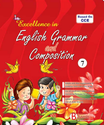Excellence In English Grammer And Composition 7 Book