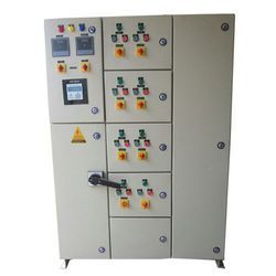 Single Phase, Three Phase Stainless Steel Automatci Power Factor Control Panel, Usage: Generator, Motor Control, ACDB