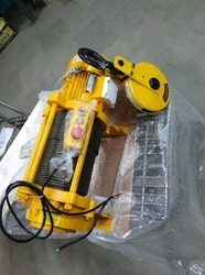 2 Ton Wire Rope Hoist