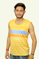 Sleeveless T- Shirts